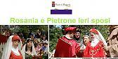 Rievocazione delle nozze di Pietrone Da Cagnano e Rosania Fulgosio