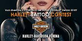 Harley® Tattoo Contest