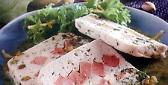 LA RICETTATerrina fredda di tacchino ai pistacchi