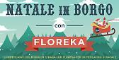 """""""Natale in Borgo con Floreka"""" - Market natalizio di giardinaggio, produzioni creative"""