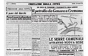 E' entrato in funzione l'oleodotto dell'AMOCO: il petrolio da Genova a Cremona