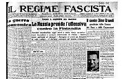 La Russia attacca la Finlandia. Gran Bretagna impotente