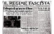 Italia e Jugoslavia: amicizia e cordialità.