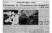 La più grande fabbrica ceca di strumenti a corde si chiama Cremona
