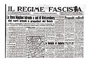"""A 4 mesi dalla resa, il """"Regime"""" annuncia: iniziativa in mano germanica"""