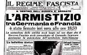 Seconda guerra mondiale: la Francia firma l'armistizio con la Germania nazista