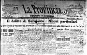 Scoppia la 1a guerra mondiale: particolari sul delitto di Serajewo