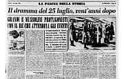 Luglio 1943: dimissioni di Mussolini accettate dal Re e Badoglio Capo del Governo