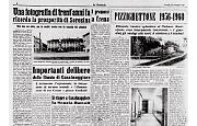 Una fotografia del 1930 ricorda la prosperità di Soresina