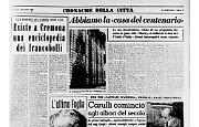 Esiste a Cremona una enciclopedia dei francobolli