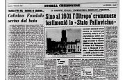 """Sino al 1601 l'Oltrepò cremonese testimoniò lo """" Stato Pallavicino """""""