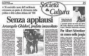 L'intellettuale cremonese Arcangelo Ghisleri vero punto di riferimento della politica italiana del '900
