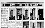 La storia di Cremona attraverso i suoi... campanili