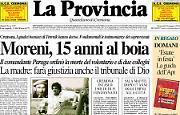 Moreni, 15 anni al boia. Cremona. I giudici bosniaci di Travnik hanno deciso. Fondamentali le testimonianze dei sopravvissuti