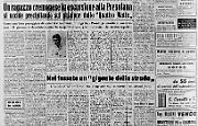 """Un ragazzo cremonese in escursione alla Presolana si uccide precipitando sul ghiaione delle """"Quattro Matte"""""""