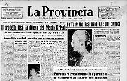 Evita Peron risponde al suoi critici