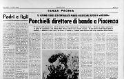 Ponchielli direttore di banda a Piacenza
