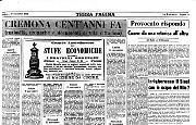 Cremona cent'anni fa