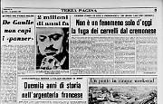 Curiosa storia di geni e personalità che hanno lasciato Cremona