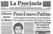 Preso il nuovo PadrinoCade in trappola Giovanni Brusca, l'erede di Totò Riina