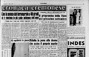 Funamboli in piazzaIl Cine Club Cremona diretto da Sandro Talamazzini 1° a Montecatini
