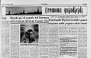 Regole per il custode del Torrazzo nella Cremona dell'anno di grazia 1637