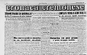 Strane figure di giornalai della Cremona di altri tempi
