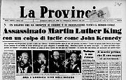 Assassinato Martin Luther King
