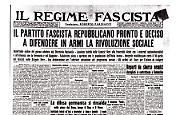 Germania e Giappone resistono e l'Italia fascista resta al loro fianco