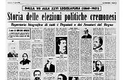 Storia delle elezioni politiche cremonesi dal 1860 al 1921