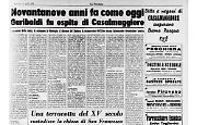 Il 2 aprile 1862 Garibaldi fu ospite a Casalmaggiore