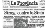La strage di Capaci: la mafia ha ucciso Falcone con 1000 chili di tritolo