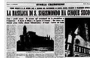Come e perchè nacque la Basilica di San Sigismondo nel 1463