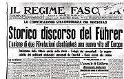 La guerra aristocratica di Mussolini