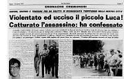 Catturato il mostro di Cremona che ha ucciso il piccolo Luca