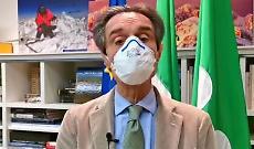 """Fontana: """"Le terapie intensive scendono sotto quota 100"""""""