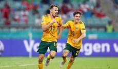 Ramsey e Roberts, Galles batte Turchia 2-0