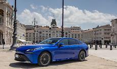 Toyota presenta tecnologia fuel cell a idrogeno a Regione Fvg