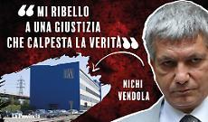 Ex Ilva, Nichi Vendola condannato a tre anno e mezzo