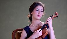 Il violino di Sofia Manvati suona in Consiglio regionale