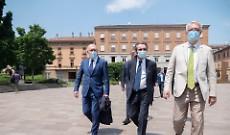 La giornata cremonese del governatore Attilio Fontana
