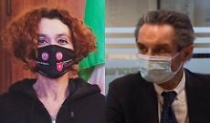 "Fontana: ""Sono convinto che la sindaca Bonaldi verrà assolta"""