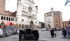 Mille Miglia a Cremona:  quest'edizione è già leggenda