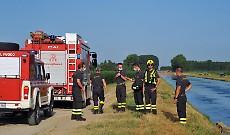 Tragedia sulle rive del canale Vacchelli: due giovani vite spezzate