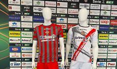 Cremonese, presentate le nuove maglie della stagione 2021-2022