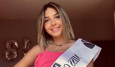 Jasmine Gorini tra le 40 pretendenti alla corona di Miss Grand Prix