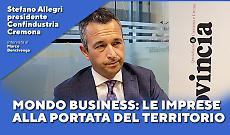 Stefano Allegri: Mondo Business, gran prodotto e grandissima opportunità