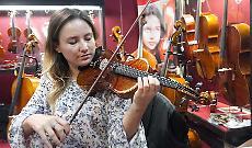 Al via Cremona Musica: strumenti, concerti, masterclass