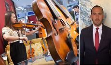 """""""Cremona Musica, esempio eccellente di internazionalizzazione"""""""