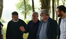 Don Ciotti: «Bisogna accettare le sfide, andare incontro al futuro»